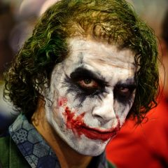Totally Amazing Joker Cosplay