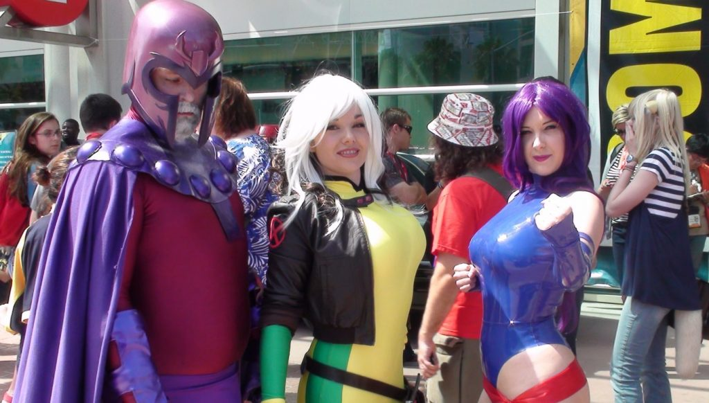 The Best Cosplays of New York Comic Con