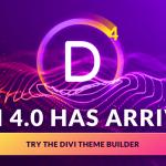 Megérkezett a Divi 4!